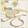 Gouden sieraden huiscollectie