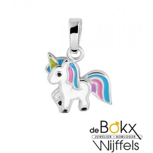 ketting met eenhoorn / unicorn - 57015