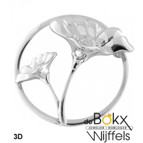 3D Bloemen cover inzet My imenso - 52978