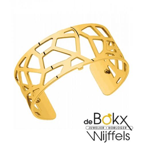 Armband Girafe 25mm les Georgettes goud - 55787