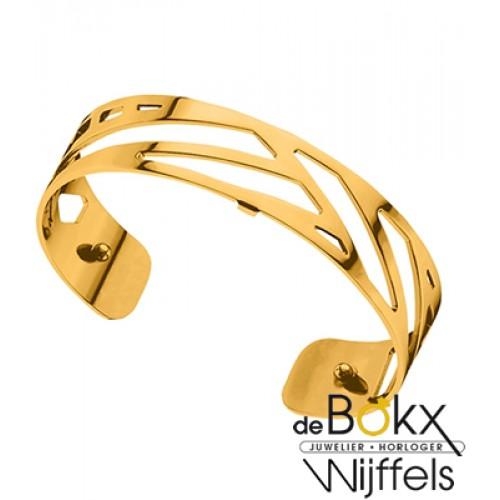 Armband ruban 14mm les Georgettes goud - 55794