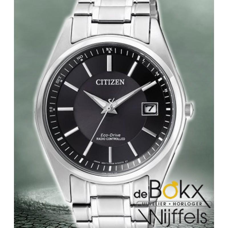 Citizen heren horloge AS2050-87EL radio controlled...