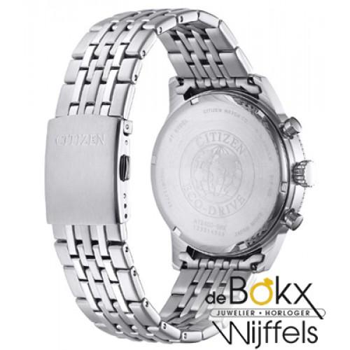Citizen  horloge heren ecodrive chronograaf - 57346