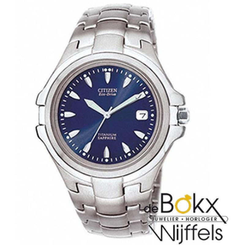 Citizen heren horloge BM1290-54L - 53402