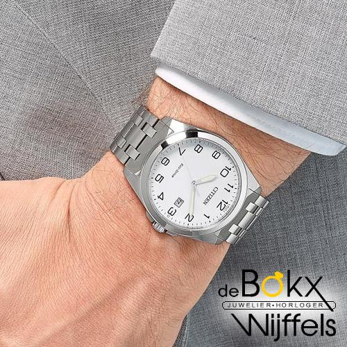 Citizen heren horloge eco-drive - 56861