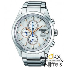 Chronograaf Citizen ecodrive CA0650-82B - 54725
