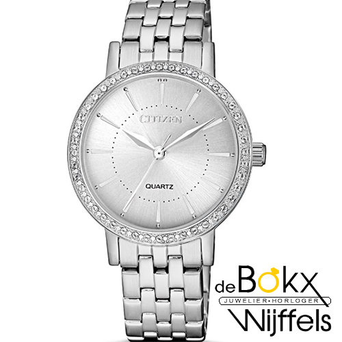 Citizen dames horloge EL3040-80A - 56442