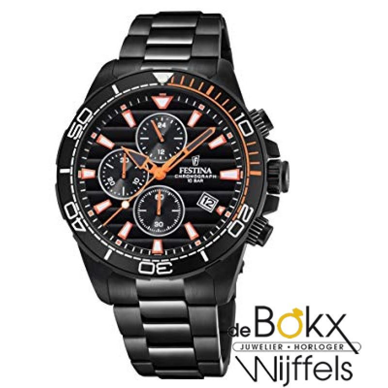 Festina chrono sport horloge F20365/1 - 56247