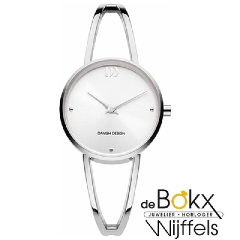 Danish Design dames horloge staal IV62Q1230 - 5553...