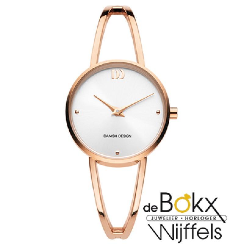 Danish Design dames horloge roze IV67Q1230 - 55532