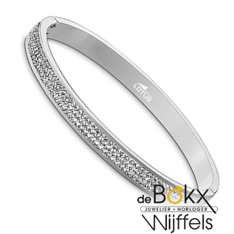 Bangel armband Lotus style - 56934