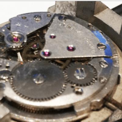 Reparatie horloge